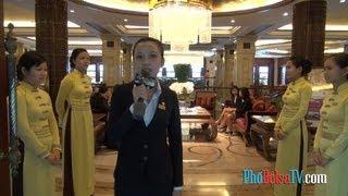 Một vòng khu Du Lịch & Giải Trí VinPearl Land và khách sạn 6 sao VinPearl Luxury