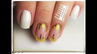 ❤ новинки от MEISTER WERK ❤ СТИЛЬНЫЙ и ПРОСТОЙ дизайн ногтей гель лаком ❤ ЖЕМЧУЖНЫЕ ногти ❤