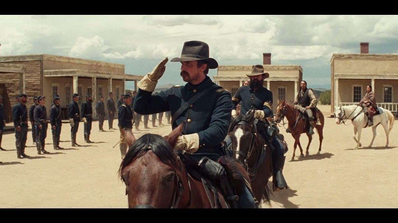 Download Hostiles (2017 Christian Bale, Wes Studi, & Rosamund Pike Western) - Official HD Movie Trailer