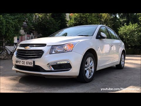 Chevrolet Cruze LTZ VCDi AT 2.0 J300 2017 | Real-life review