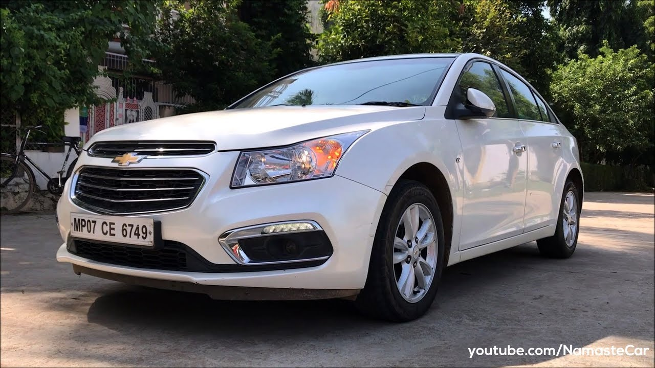 Chevrolet Cruze Ltz Vcdi At 2 0 J300 2017 Real Life Review