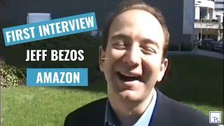 Amazon - Jeff Bezos first interview (1997)