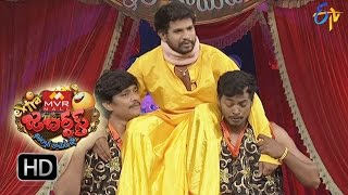 Hyper Aadi Raising Raju Performance - Extra Jabardasth  - 22nd July 2016 - ETV Telugu