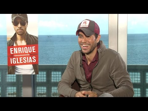 "Fun times with Enrique Iglesias: ""It's all about money, sex and drugs!"""