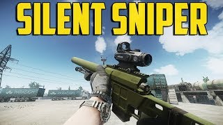 Escape from Tarkov - Silent Sniper