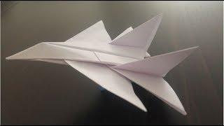 Kağıttan F16 Uçak Yapımı
