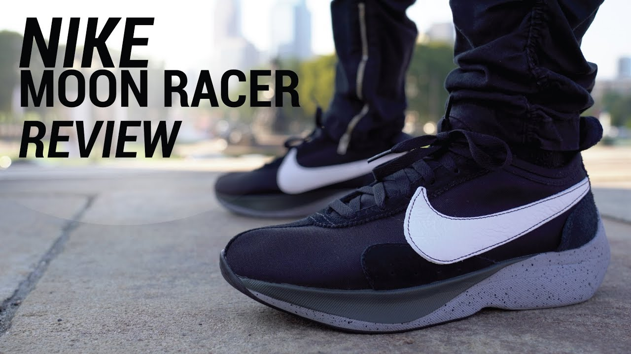 Nike Moon Racer Review Youtube