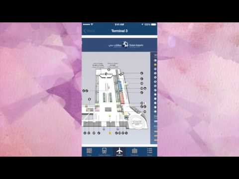 Dubai Offline Map App