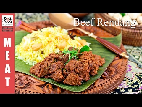 How to make Beef Rendang | Roti n Rice