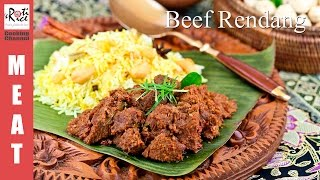 How To Make Beef Rendang