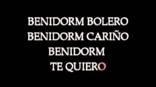 BENIDORM BOLERO KARAOKE BALANCEADO