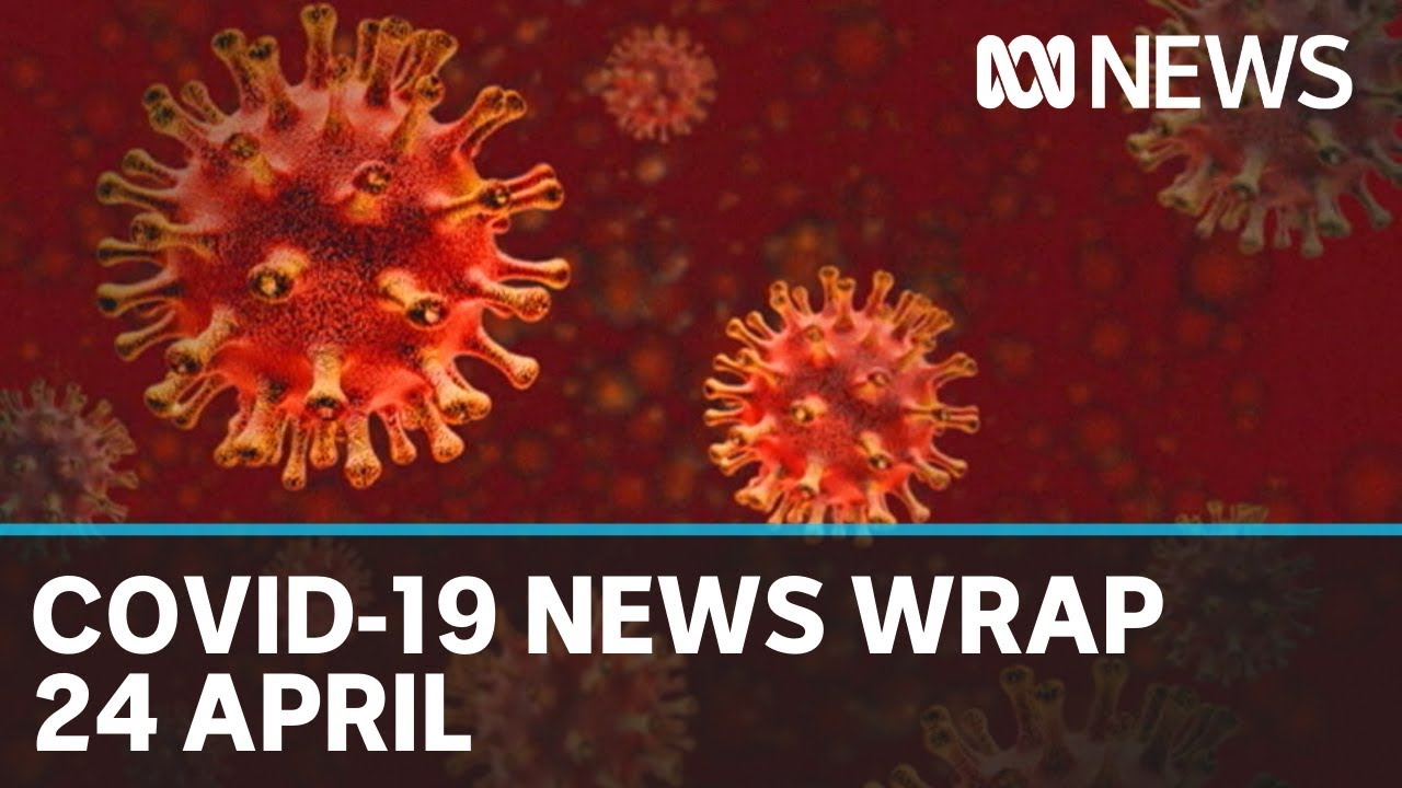 Coronavirus update: The latest COVID-19 news for Friday 24 April   ABC News