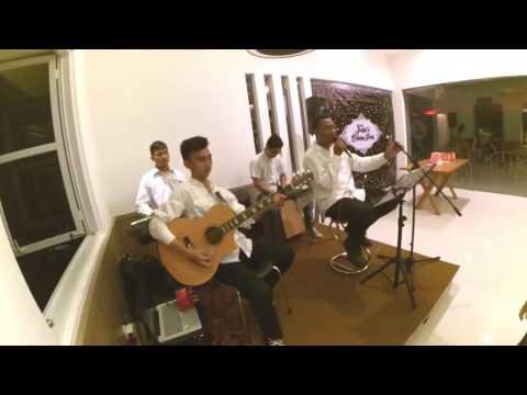 Cinta dan Rahasia (Acoustic Cover) - Pocokan Band Live at Fera's Birthday