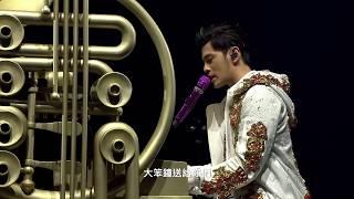【周杰倫地表最強演唱會-大笨鐘 暗號 彩虹 龍捲風】 Jay Chou's The Invincible Concert (Big Ben Secret Code Rainbow Tornado)