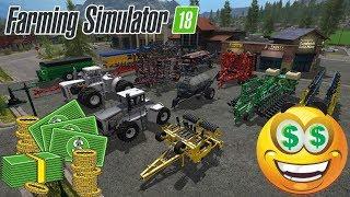 Farming Simulator 18 V.1.3.0.1 COM DINHEIRO INFINITO