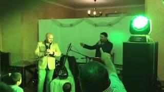 Ромик Шамоян и Саро Варданян - Я так хочу тебя любить(Езидская свадьба в Киеве 2016)
