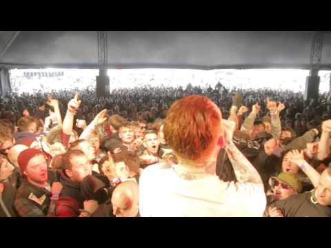Pure Love - Riot Song live at Groezrock 2013 (28/04/2013)