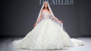 Amelia Casablanca   Bridal Fashion Week   Spring/Summer 2018