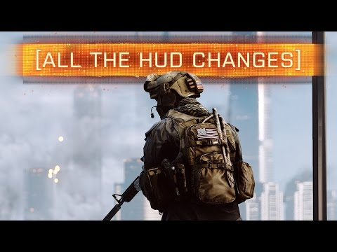 how to fix map and hud shake bf4