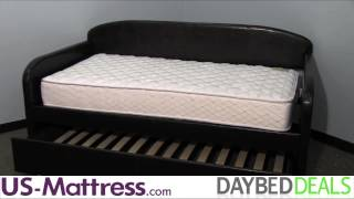 Hillsdale Furniture Springfield Daybed With Free Mattress
