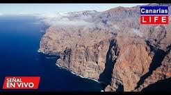 📹🔴 LIVE WEBCAM from Los Gigantes Santiago del Teide TF