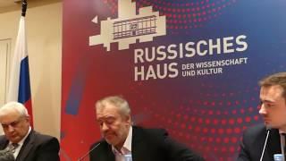 Русские сезоны в Германии 2019 Комментарий Валерий Гергиев