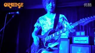 ORANGE音箱:James Kim金世晃中國巡迴工作坊2014 - Odesa (2)