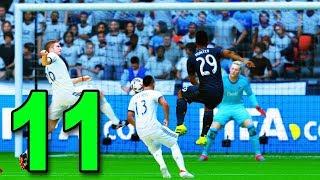 FIFA 18 The Journey 2 - Part 11 - WE SCORE 4 GOALS!