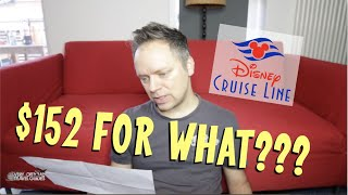Disney Cruise - How Much Did I Spend? Sunday Sofatime