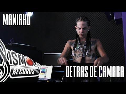 MANIAKO / DETRAS DE CAMARA / SOLO TRISTE PASADO