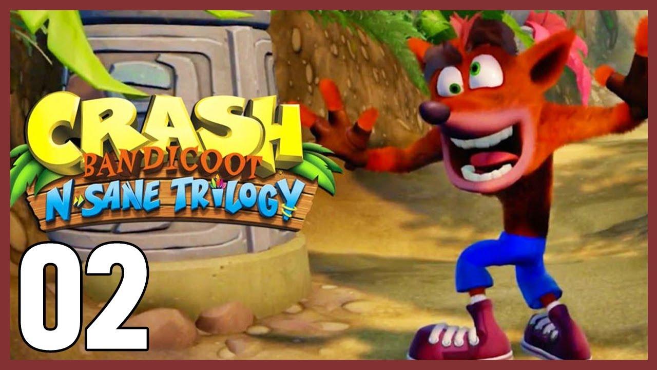 Crash Bandycoot 3 Episode FINAL • Au revoir professeur