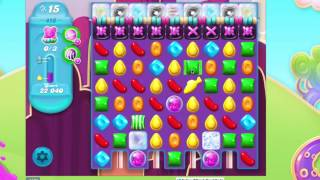 Candy Crush Soda Saga Level 416  No Booster