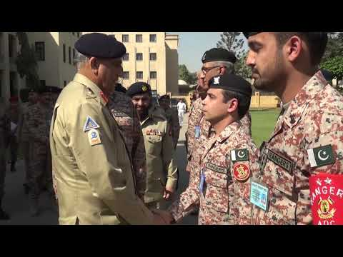 Press Release No 341/2018, COAS visited Headquarters Rangers Sindh-17 Nov 2018 (ISPR Official Video)