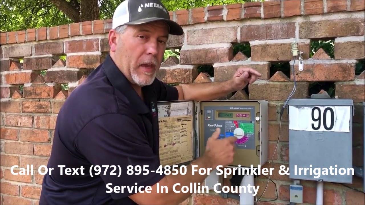 Download Sprinkler Timer Instructions - Irrigation Repair Contractor McKinney, Allen, Frisco, Collin County