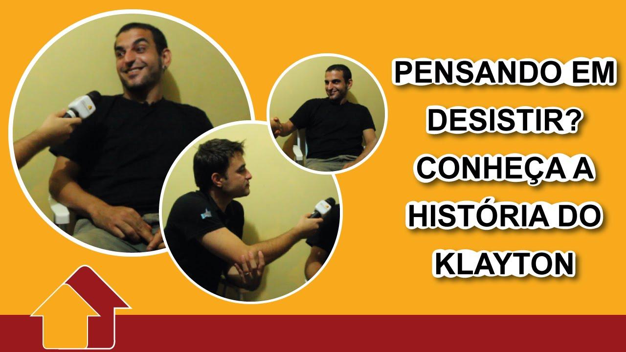 Você Precisa Conhecer A História Do Klayton A Casa Do Concurseiro