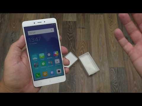 Xiaomi Redmi Note 4X 4 GB 64 GB / ТОПОВЫЙ! ► Посылка из Китая / AliExpress