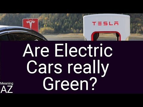Why Electric Cars are the Future