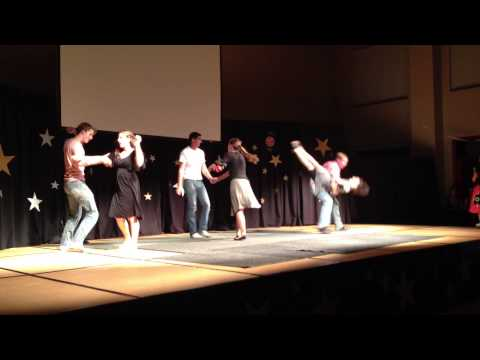 AMU Sock Hop 2013: Dance Competition