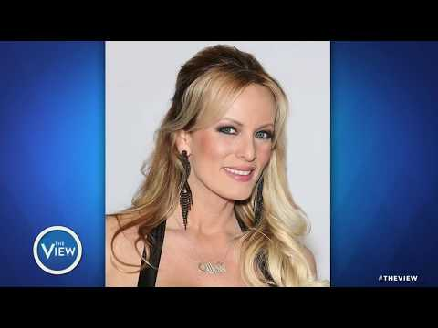 Pres. Trump Threatening To Sue Stormy Daniels For $20 Million | The View