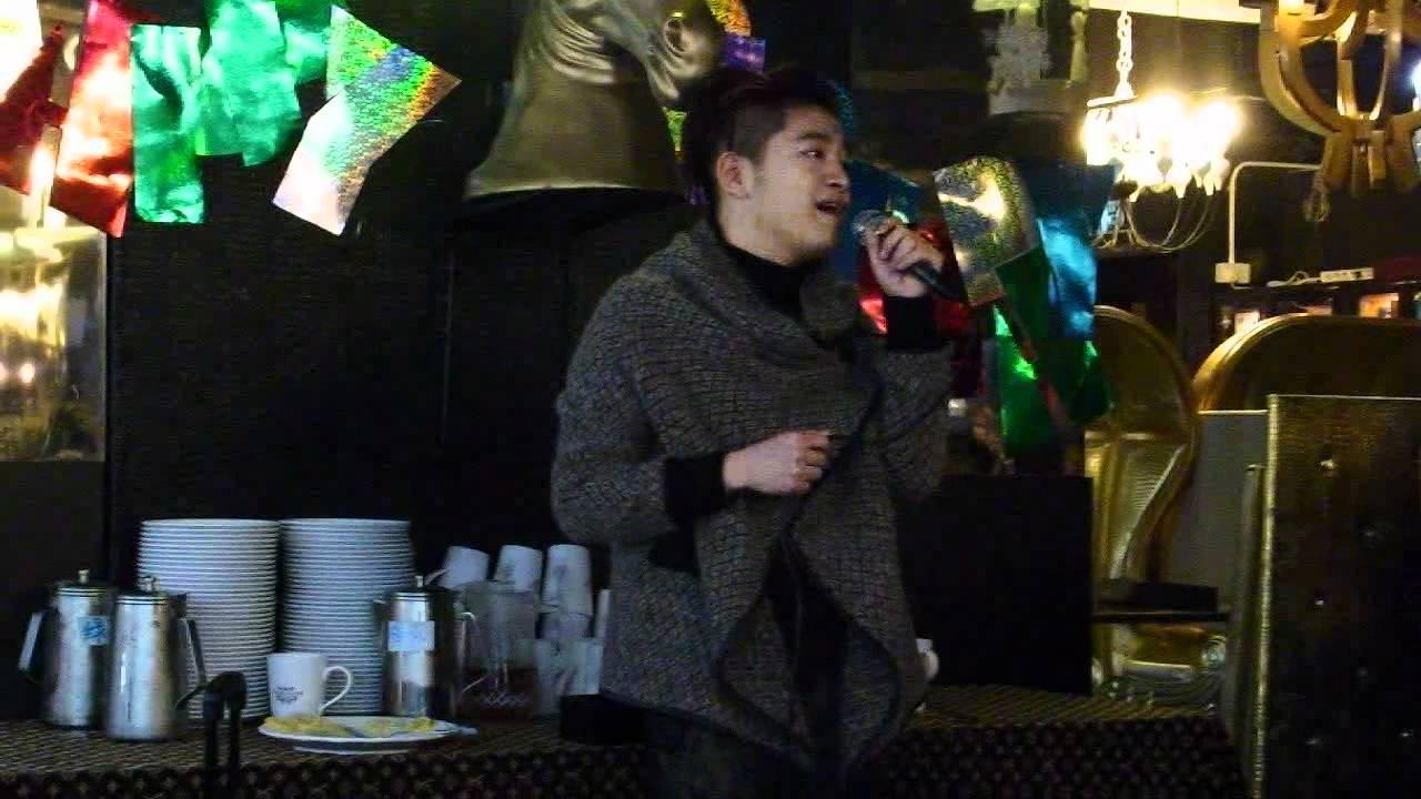 亢帥克 ~ 十年未晚 @ 亢帥克生日會2012 - YouTube