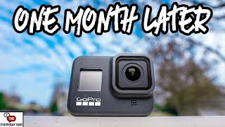 GoPro Hero 8 Black One Month Later | The Perfect Vlogging Camera?!