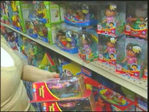 Mattel Children's Toy Recall   Chinese Lead in Toys   Toxic Levels of Lead Pain Lawsuit