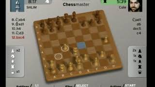 Chessmaster PS2 Gameplay (Ubisoft) Rated Game