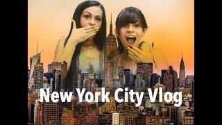 NEW YORK CITY TRAVEL DIARY | VLOG #1 | Rodriguez Twins