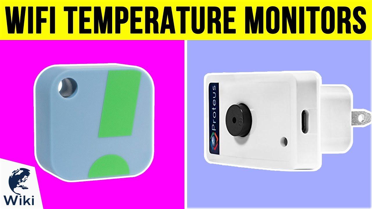 10 Best WiFi Temperature Monitors 2019