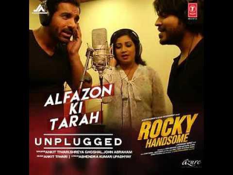 Alfazon Ki Tarah Unplugged    Alfazon Ki Tarah Unplugged  By Shreya Ghoshal