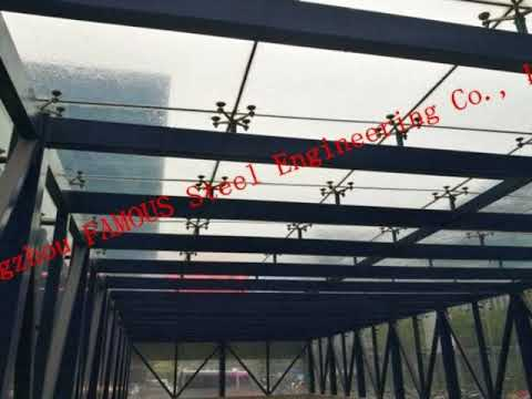 DoubleTriple Insulated Fire Glass Façade Curtain Walling Units Structural Glazing Stick Built System