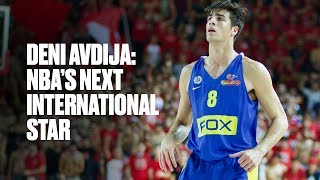 18-Year-Old Deni Avdija Could Be the Next International NBA Star