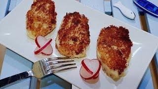 Картофельно-рыбные котлеты. Как приготовить вкусные котлеты