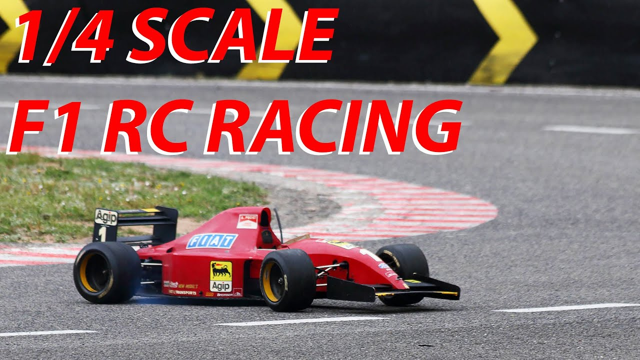 Rc Formula  Race Car